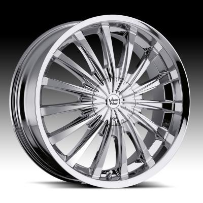 454 Shattered Tires